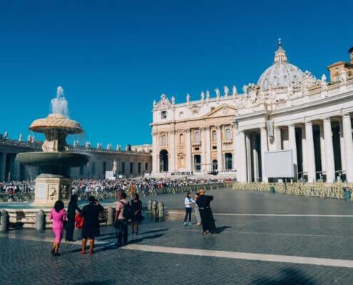Eutin wurde vom Papst maßgeblich beeinflußt. Kein Wunder bei den Immobilien.