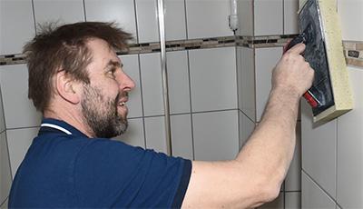 Hausmeisterservice der Wertkonzepte Hausverwaltung Lübeck